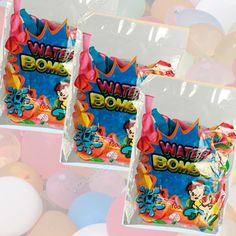 100 Water Bombs Water Balloons Outdoor Party Fun Kids Christmas Stockings Gift #WATERBALLOONS #AllOccasions