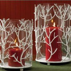 Do you have ever thought of making a candle stand, to some people making such things seems impossible but it's not, here in the picture you can see an amazingly made candle stand. Such object enhances the look of the room and can make it glamorous. Glitter Candles, Diy Candles, Pillar Candles, Candle Decorations, Candels, Beeswax Candles, Christmas Candles, Christmas Home, Christmas Crafts