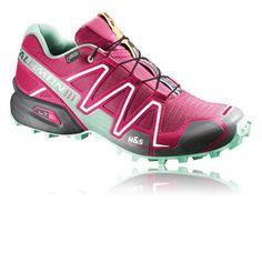 SALOMON Speedcross 3 GTX Ladies Trail Running Shoes  http://www.thecheapshoes.com/salomon-speedcross-3-gtx-ladies-trail-running-shoes/