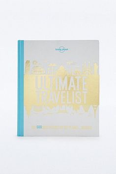 "Lonely Planet – Buch ""Ultimate Travelist"" - Urban Outfitters"