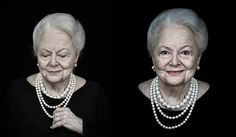 """A true legend. At 99 years old Olivia de Havilland's star till burns bright. If I was forced to name my favorite film of this great actress  it would have to be """" The Heiress"""".  A flawless brilliant film and performance that is unequaled.  If you don't know who this amazing actress is, I suggest you rent her movies and discover what you have been missing."""