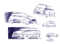 Sketches and Doodles on Behance