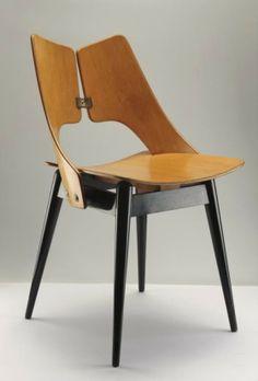 "Polish design Chair  ""płucka"""