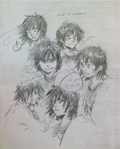 A Nico expression study :')