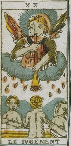 tarot carte du diable | Le système du Tarot signale trois étapes du développement de l ...