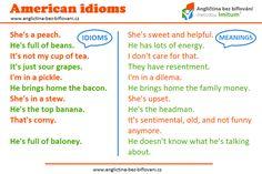 Podívejte se na zajímavé idiomy v americké angličtině, ve kterých je možné najít stopu jídla. ☕🍇🍌 #anglictina #idiomy American Idioms, I Cup, My Cup Of Tea, Meant To Be, Tea Cups, Peach, Sweet, Peaches, Tea Cup