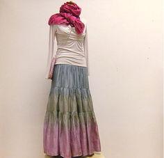 hedvábná sukně - Hledat Googlem