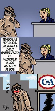 Tira cómica publicada en la Revista Digital MiNatura nº 136