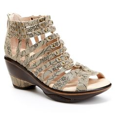 The Sugar Floral is an Italian leather women's gladiator sandal made by Jambu. Shop now.