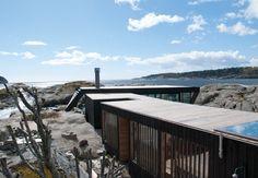 Dach als Dachterrasse nutzen und traumhafte Meerblicke von oben genießen