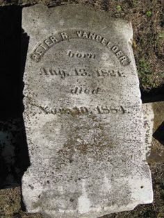 Tombstone Tuesday: Van Gelder/Roleson