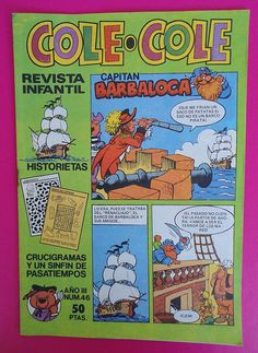 Vintage Cole Cole / Revista infantil Cole Cole | Flickr - Photo Sharing!