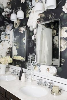 Clever Ways of Using Wallpaper to Add Visual Space to Your Interiors - Decorology