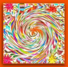 An Untwirl... to stop dizziness! (144 pieces)