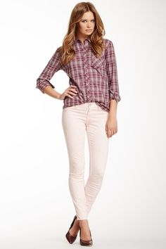 2f98f84b432 True Religion Halle Breast Cancer Awareness Pant by on  HauteLook True  Religion