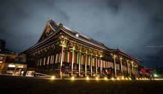 Nishi Honganji Temple, Kyôto Japan (@japanimpression) | Twitter