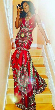 Vestidos de festa africanos – Tendências em moda festa: criações étnicas cheias de estilo e bom gosto