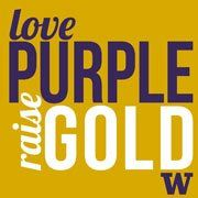 Want to represent your #Husky colors this week? Show everyone that you plan to #LovePurple, Raise Gold by making this your #Facebook and Twitter profile image!