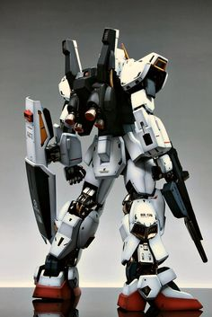 PG 1/60 RX-178 Gundam Mk-II : Latest Work by Suny Buny.