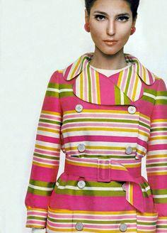 Benedetta by Avedon. Vogue 1968
