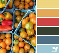 produced spectrum