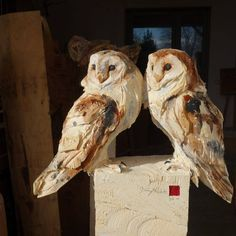 Amazing Wooden Sculptures by Jürgen Lingl-Rebetez