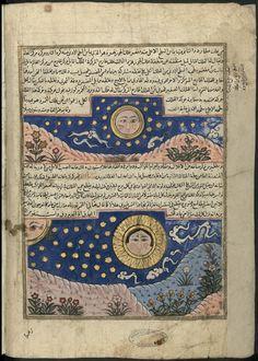 Adjâ'ib al-Makhluqat wa al gharâ'ib mawdjûdât The wonders of creation and sights of existing things. Treaty of cosmography and natural history of Qazwini Author Qazwini, Zakariyya ibn Muhammad ibn al Maḥmūd (1203-1283) Date: 1199 - 1298