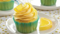 Looking for a change-of-pace cupcake? Try these marvelous treats featuring the great flavor of maple!
