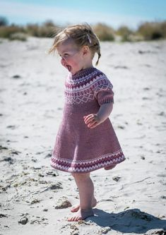 Garnpakke: Alettegenser i Faerytale (dame) - Knitting Inna Lace Skirt, Kids Outfits, Fair Isles, Knitting, Kids Clothing, Clothes, Design, Fashion, Pink