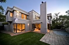 4 bedroom cluster for sale in Sandown - Rare and vanishing opportunity . Property for sale in Gauteng, Sandton, Sandown Modern Homes, Property For Sale, Opportunity, Mansions, Bedroom, House Styles, Home Decor, Modern Houses, Decoration Home