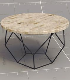 Metal Furniture table