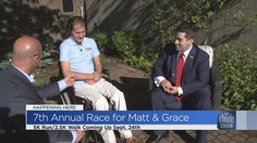 7th Annual Race for Matt & Grace supports fight against FA