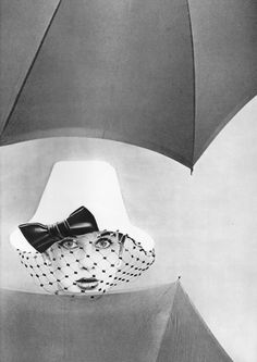 Fashion photography by Guy Bourdin, 1960.