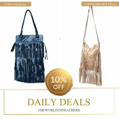 Today Only! 10% OFF this item.  Follow us on Pinterest to be the first to see our exciting Daily Deals. Today's Product: REDUCED PRICE!! Texas Fringe Black Leather  Bag / Boho Chic Buy now: https://www.etsy.com/listing/240338651?utm_source=Pinterest&utm_medium=Orangetwig_Marketing&utm_campaign=CHRISTMAS   #etsy #etsyseller #etsyshop #etsylove #etsyfinds #etsygifts #halloween #coiffure #headdress #indianheaddress #penacho #warbonnet #kopfschmuck #copricapo #instafollow #shop #makeup #loveit…
