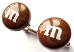 Candy Cufflinks Pair Gift Box Included Guaranteed by Mancornas, $21.50