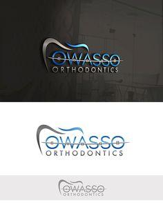 Owasso Orthodontics New Logo for Growing Business Professional, Elegant Logo Design by Digi Innovative