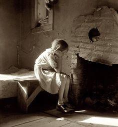 depression era; 1935 Dorothea Lange