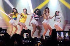 Fifth Harmony performing (via eriktomo) Ally Brooke, X Factor, Cimorelli, Diane Lane, Raquel Welch, Matthew Mcconaughey, Fifth Harmony, Celebrity Babies, Sandra Bullock