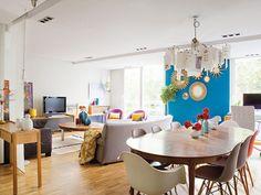 Un apartamento con reforma integral