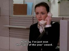 Rory - Gilmore Girls because she's damn funny! Rory Gilmore, Watch Gilmore Girls, Gilmore Girls Quotes, Tv Quotes, Movie Quotes, Glimore Girls, Reaction Pictures, I Laughed, Favorite Tv Shows