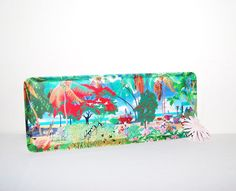Vintage Tray Tropical Jill Walker by CheekyVintageCloset on Etsy, $18.00