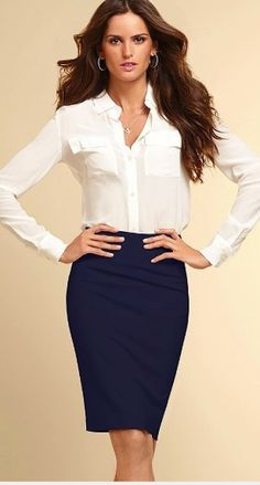 Outfit Posts  outfit post  pinstripe button down shirt 03cd55079