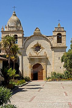 Carmel Mission, California Can't wait for Julie's mission project!!! Road trip to Carmel!!!