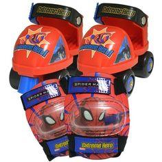 Spider Man Toy Skate Combo by Spider-Man. $29.95. Adjustable Spider-Man skates