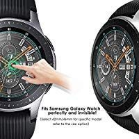 ★ ONLY FIT FOR 46MM Samsung Galaxy Watch: This Kimilar 3-Packs Samsung Galaxy Tempered Glass Screen Protector specially designed for 46 MM Samsung Galaxy smart watch, NOT for Samsung Galaxy Watch 42MM andamp; Samsung Gear S3 Frontier / Classic. -- For more information, visit image link. (As an Amazon Associate I earn from qualifying purchases) Galaxy Smartwatch, Samsung Gear S3 Frontier, Spy Gadgets, Wet And Dry, Tempered Glass Screen Protector, Smart Watch, Image Link, Samsung Galaxy, Watches