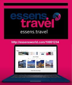 Přidej se k nám a využívej výhod při nákupu letenek a ubytování. #essens #travel #flights #hotels #accomodation #essensostrava Tips, Travel, Essen, Viajes, Destinations, Traveling, Trips, Counseling