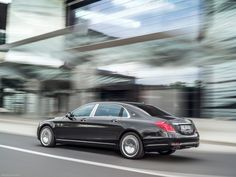 2016 Mercedes Maybach S 600