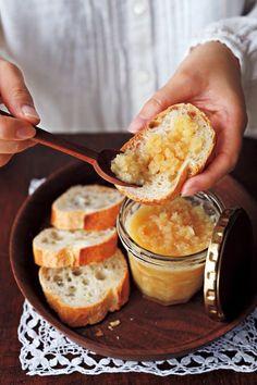 リッチなおいしさにうっとり! 「りんごバター」を手作り。【オレンジページnet】プロに教わる簡単おいしい献立レシピ