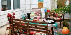 Beautiful and Playful Backyards: This site has great ideas for kids