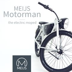 Stylish, urban, high-level electric bike. Timeless Dutch handcrafted design. Economical and environmentally friendly. Available in any colour that suits you